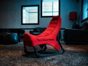 Playseat teams up with PUMA and offers red gaming chair that moves along with you