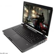 Eurocom X7 is a fast  gaming laptop