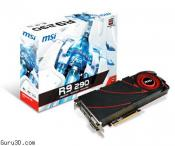 MSI launches R9 290 4GD5