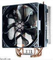 Cooler Master Blizzard T2 and Hyper T4 CPU coolers