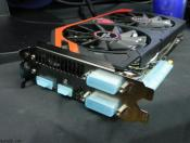 Custom Cooled Radeon R9 290X from MSI Photo's