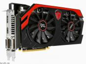 MSI R9 290 GAMING 4G and R9 290X GAMING 4G are out