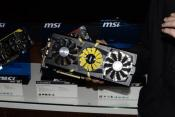 MSI R9 290X Lightning spotted at CES