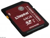 Kingston Digital adds SDHC/SDXC UHS-I Speed Class 3 (U3) Memory Cards