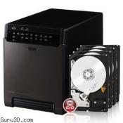 Logitec releases 4-Bay RAID Storage its named LHR-4BRH80EFU3WR