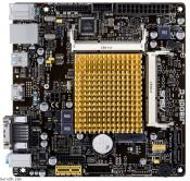 ASUS shows J1800 -C value Bay Trail motherboard