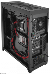 Corsair Obsidian Series 450D Mid-tower PC Case released