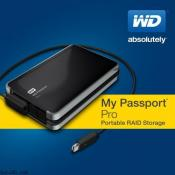 WD ships Thunderbolt powered HDD