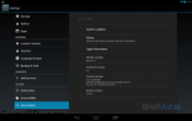 Nexus 10 tablet photos and specifications Surface