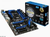 MSI Intel 9 Series Classic Motherboards