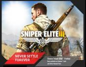 Sniper Elite III Added to AMD Never Settle Forever Bundle