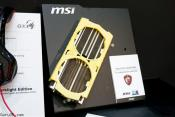 Teaser image of new MSI TwinFrozr V Cooler