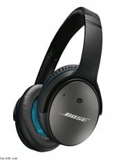 Bose Launches QuietComfort 25 Acoustic Noise Cancelling Headphones