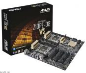 ASUS Launches Z10PE-D8 WS Dual-Socket Motherboard
