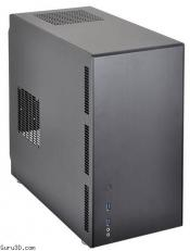 Lian Li PC-Q26 Mini-ITX Chassis houses 10 HDDs