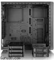 Thermaltake Versa H34 and H35 Mid-tower Cases