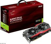 ASUS GeForce GTX 980 ROG Matrix Platinum