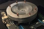 Cooler Master engineers a rotating heatsink