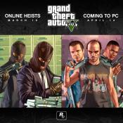 GTA5 for PC Gets Delayed to April 14th 2015