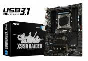 MSI Updates 12 Motherboards with USB 3.1