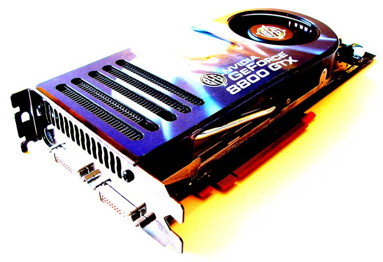 BFG GeForce 8800 GTX 768MB review