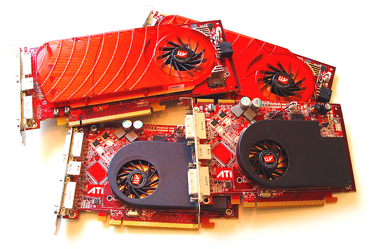 Crossfire Radeon X1650 XT and X1950 Pro review - Copyright Guru3D.com 2006