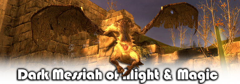 dark messiah game review