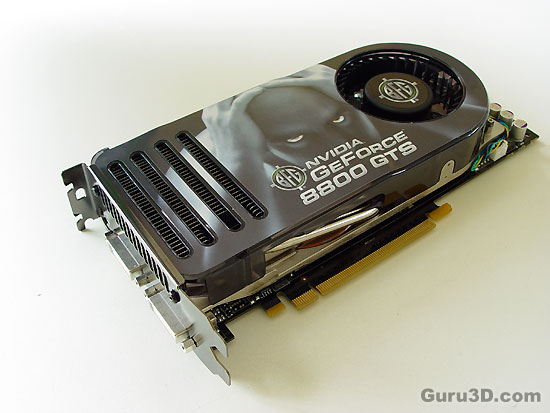 GeForce 8800 GTS Amp GTX Review