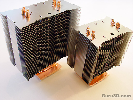 Noctua NH-U9 and NH-U12 heatpipe coolers review