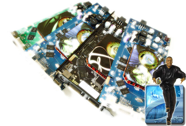 GeForce 7900 GS review - Guru3D.com 2006