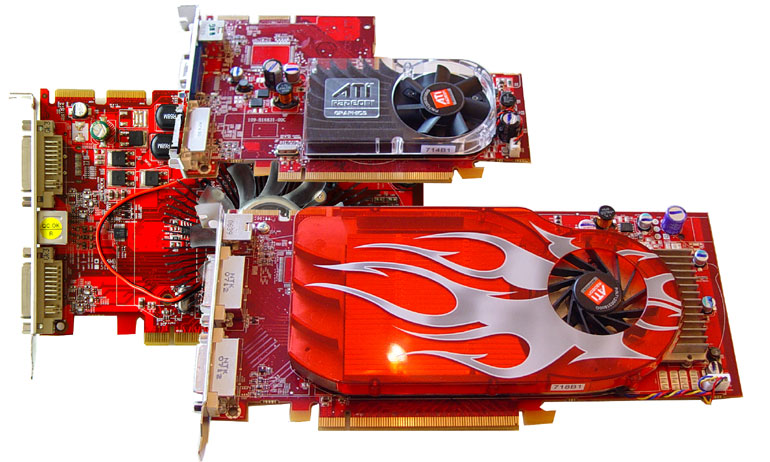 AMD ATI Radeon HD 2400 & 2600 XT - A threesome review