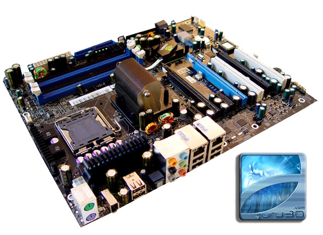Albatron nForce 680i SLI mainboard review