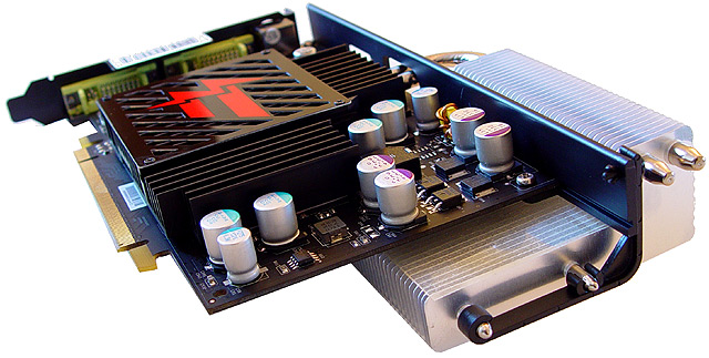 Xxx Overclock 8600gt