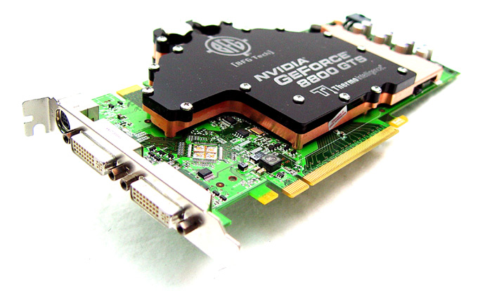 BFG GeForce 8800 GT 512MB WC Review