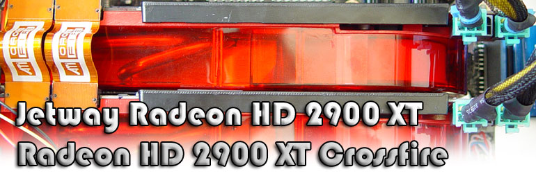Jetway Radeon HD 2900 XT review