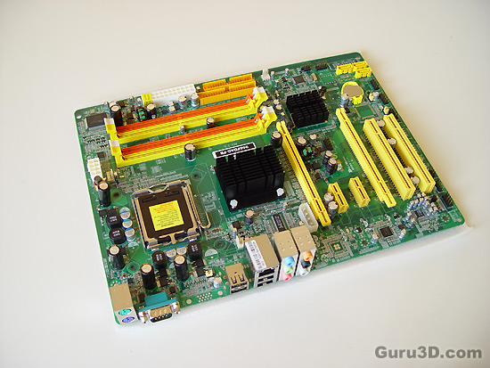 Jetway 966pdag-pb mainboard review