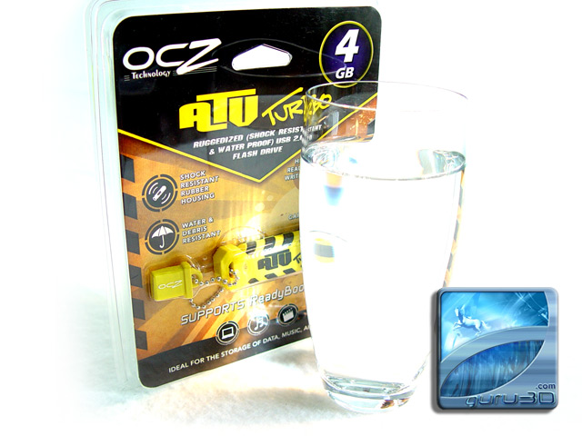 OCZ ATV Turbo 4GB memory stick review