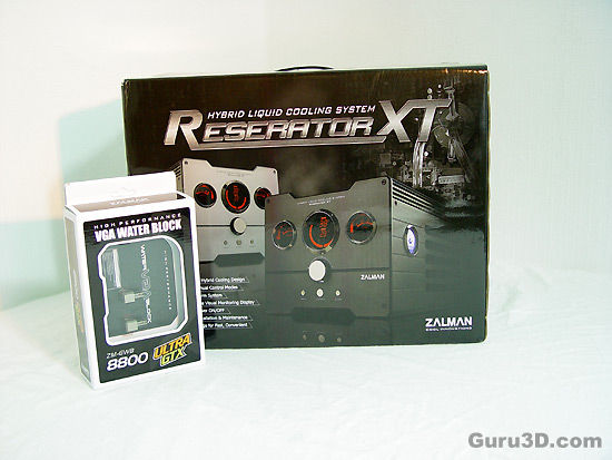 Zalman Reserator XT review