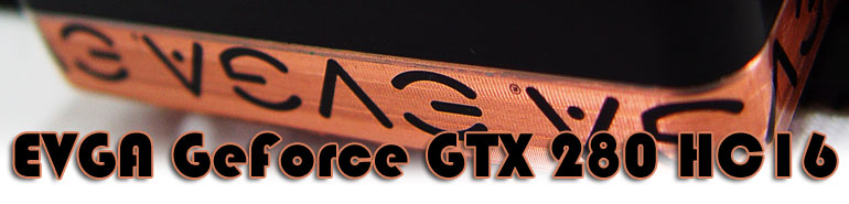 GeForce GTX 280 HC16 (Hydro Copper)