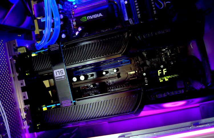 GeForce GTX 280 SLI review