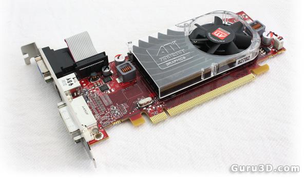 ATI Radeon HD 4550 Drivers