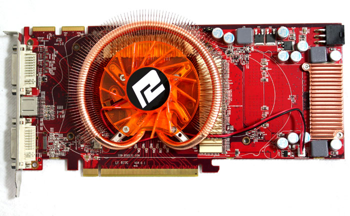 PowerColor Radeon HD 4850 2048MB GDDR3