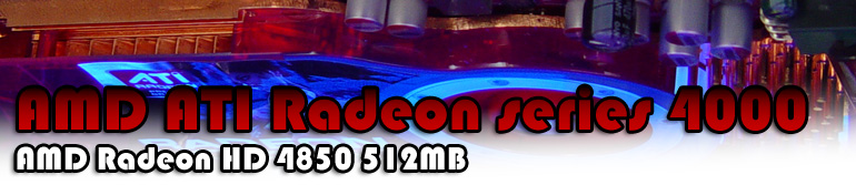 AMD ATI Radeon HD 4850 review