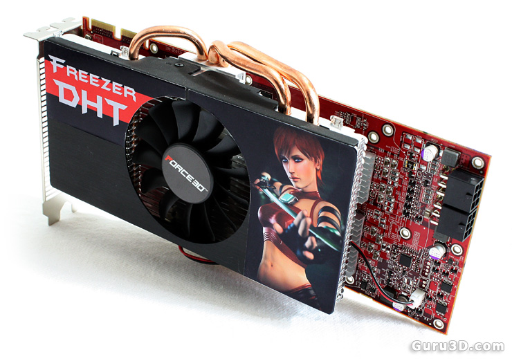 Force3D Radeon HD 4870 DHT