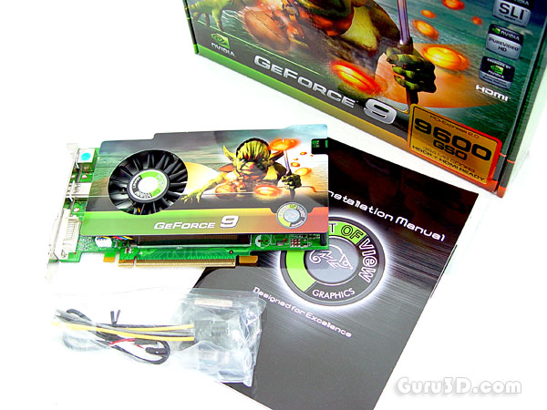 Guru3D.com GeForce 9600 GSO review