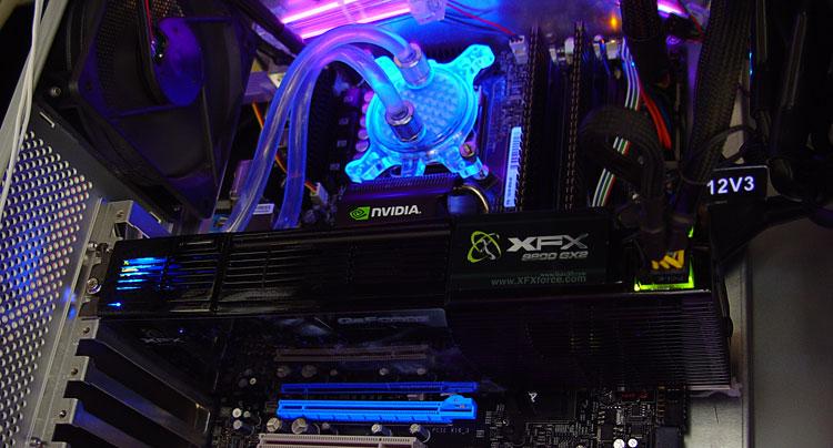 XFX GeForce 9800 GX2 Black Edition