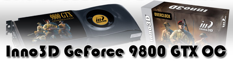 Inno3D GeForce 9800 GTX OC review - Copyright 2008 Guru3D.com
