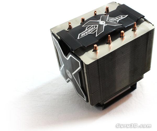 Freezer Xtreme Arctic Cooler CPU cooler review - 1 - I