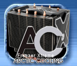 Artic Cooler -- Freezer Xtreme