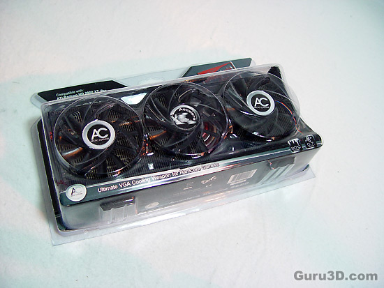 Arctic Accelero Xtreme 2900 VGA Cooler review
